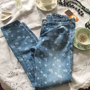 FP Ditsy Floral Jean